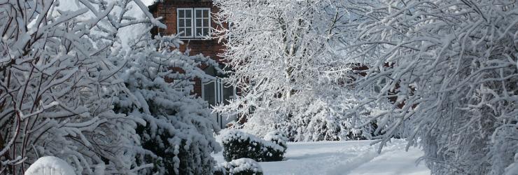 Simonsberg im Winter
